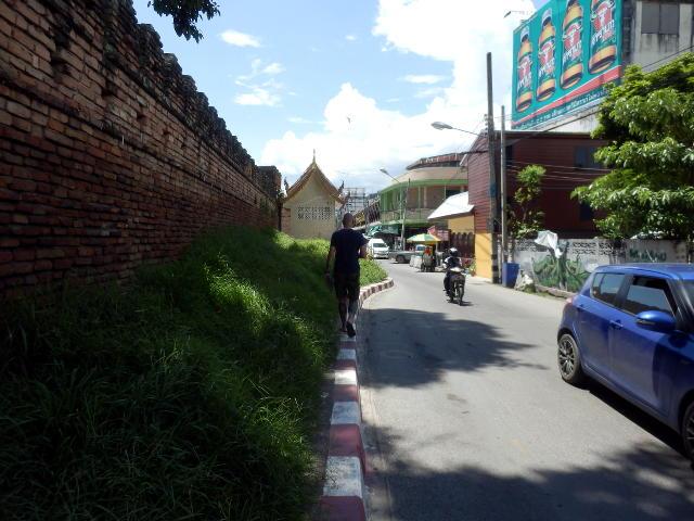 innerer Ring in Chiang Mai
