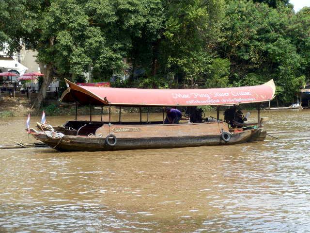 Boot der River Cruise