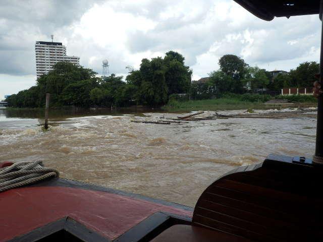 Ping River Flussaufwärts