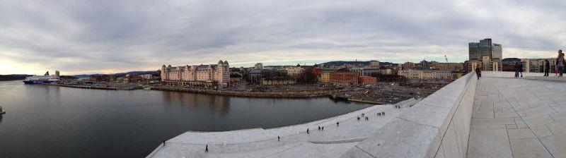 Panorama-Oslo-Oper
