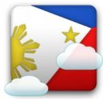Philippinen-Wetter-App