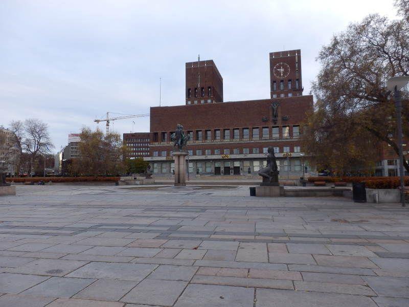 Oslo-Rathaus