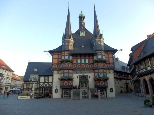 Rathaus-Wernigerode