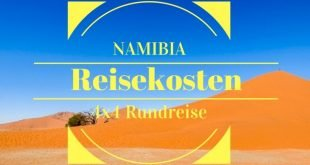 Reisekosten-Namibia