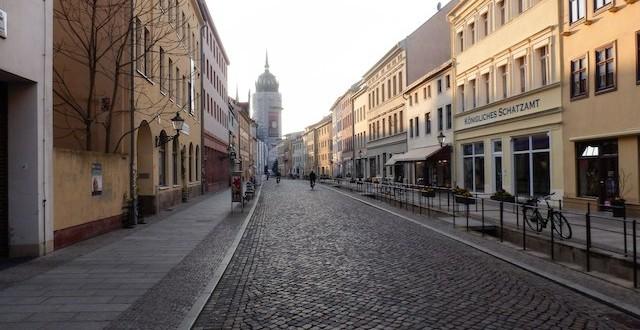 Lutherstadt Wittenberg - Ein kleiner Altstadtrundgang 1