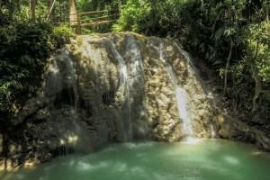 Siquijor Lugnason Falls