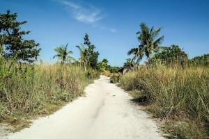 Wege auf Malapascua