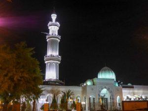 Shariff Hussein Bin Ali Moschee