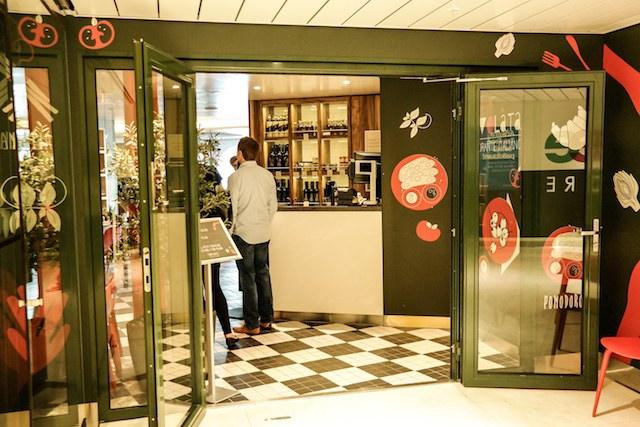 Silja-Serenade-Restaurant