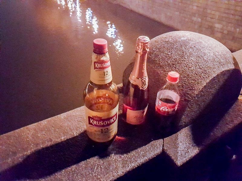 Silvester-Bar-Prag