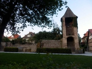 Stadtmauer-alter-Turm