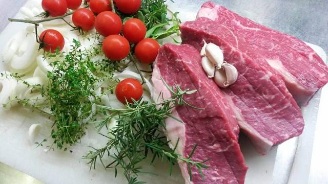 Steak bei Olaf