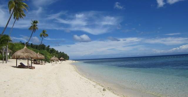 Strand-Philippinen
