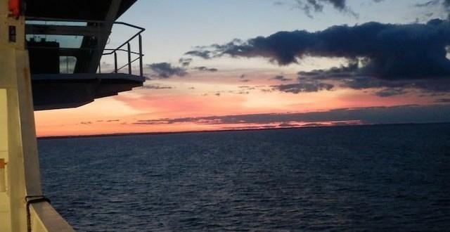 Eine kurze Schiffsreise mit TT-Line nach Trelleborg (1/3) 1