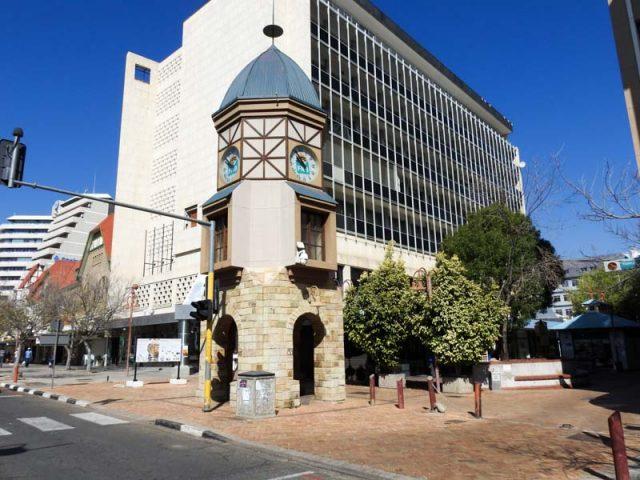 Uhrenturm-Windhoek