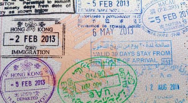 Ein Visum für die Philippinen - Gedankenspiele 1