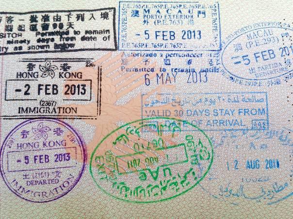Visum-Philippinen