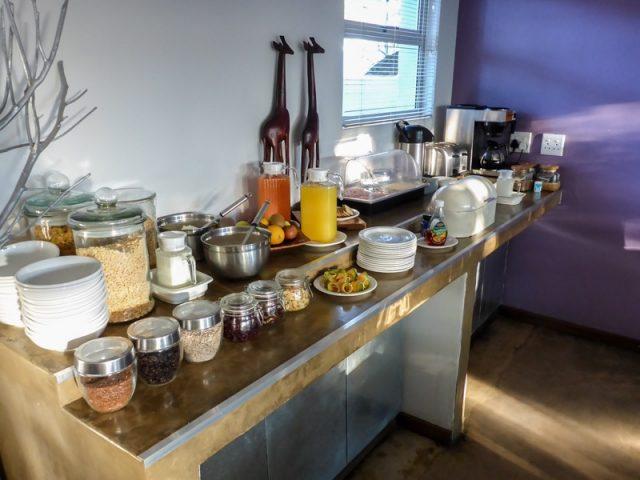 Vondelhof-Guesthouse-Buffet