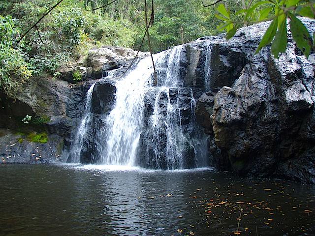 Wasserfall-Khao-Yai-Nationalpark