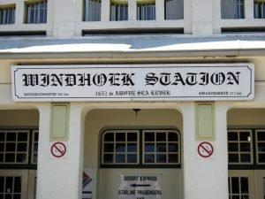 Windhoek-Station