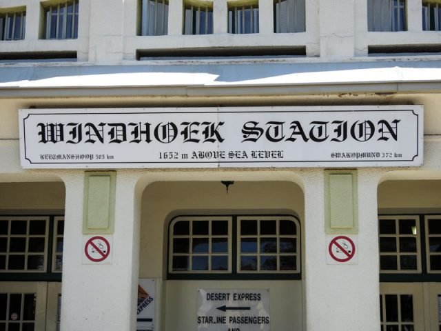 Windhoek-Station