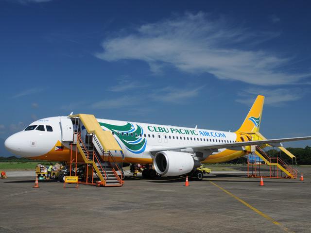 Cebu Pacific und andere Airlines fliegen nach Puerto Princesa