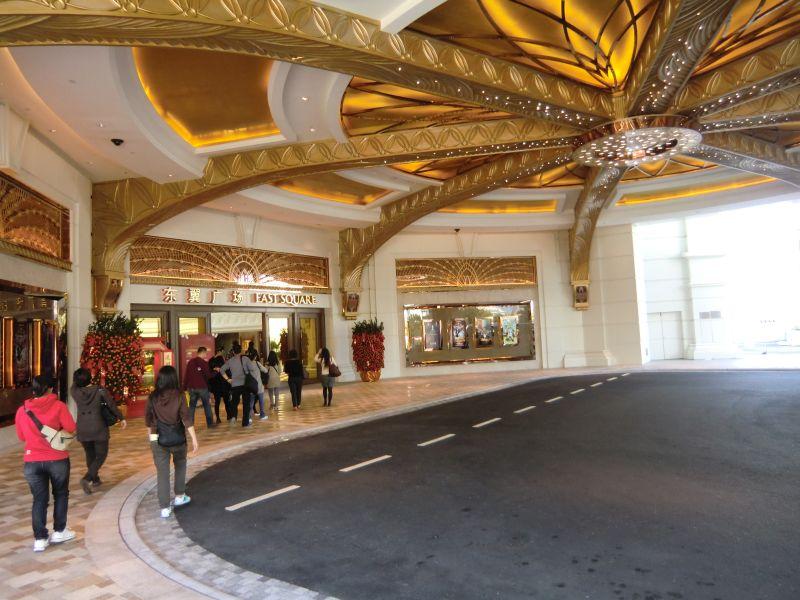 Eingang zum Galaxy Macau