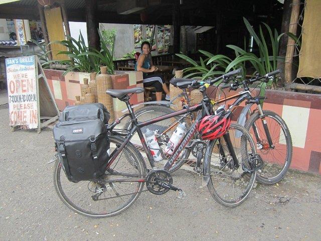 Fahrradreise Philippinen