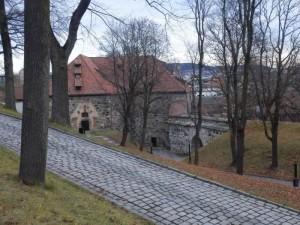 Festung Akerhus in Oslo