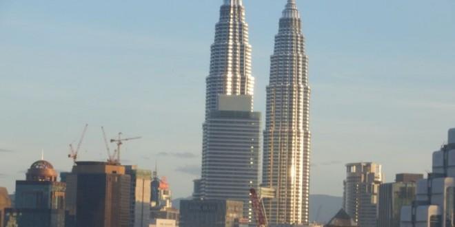 Kuala Lumpur - Bei einer Stadtrundfahrt sieht man immer viel 2