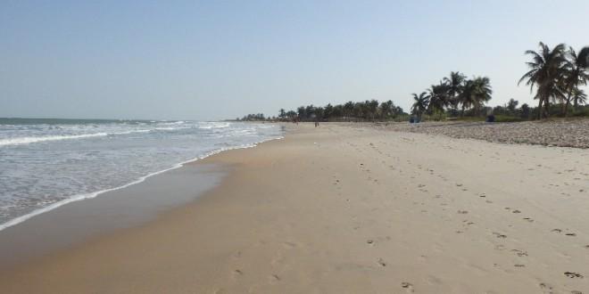 Gambias schöne weite Strände Teil 1 1