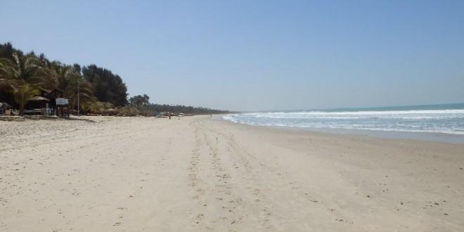 Gambias schöne weite Strände Teil 2 9