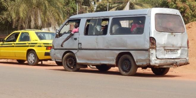Soll man in Gambia ein Sammeltaxi nutzen oder lieber nicht ? 1
