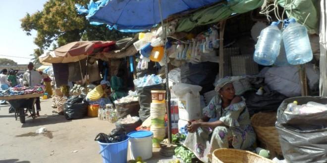 Unser Besuch auf dem Serekunda Market 1