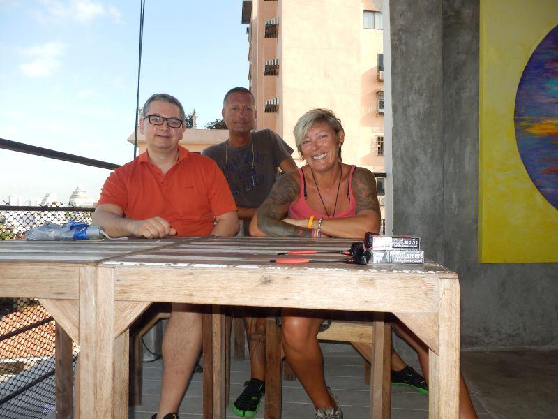 Volker, Bibo & Tanja