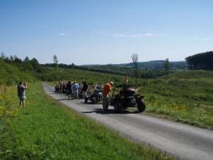 Buggy Urlaub Ungarn 2008