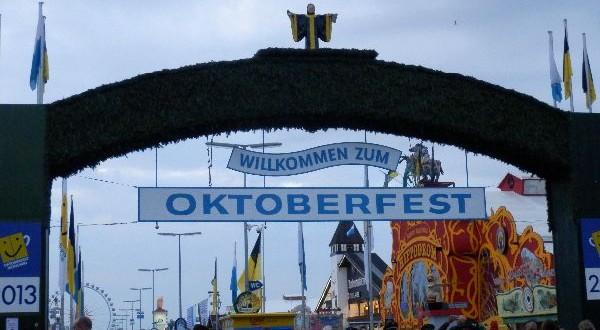 Tagesausflug zum Oktoberfest nach München 1