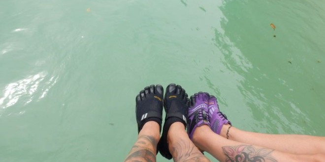 Five Fingers unser perfekte Schuh