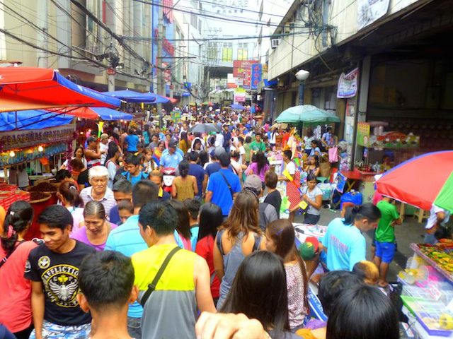 Manila Divisoria Markt