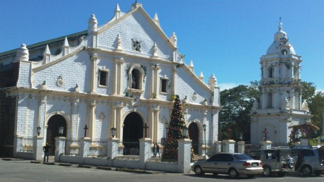 Philstep Kirche Vigan