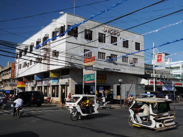 Straßenszene in Palawans Inselhauptstadt Puerto Princesa