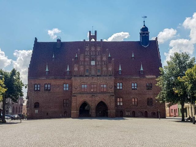 Jüterbog Rathaus